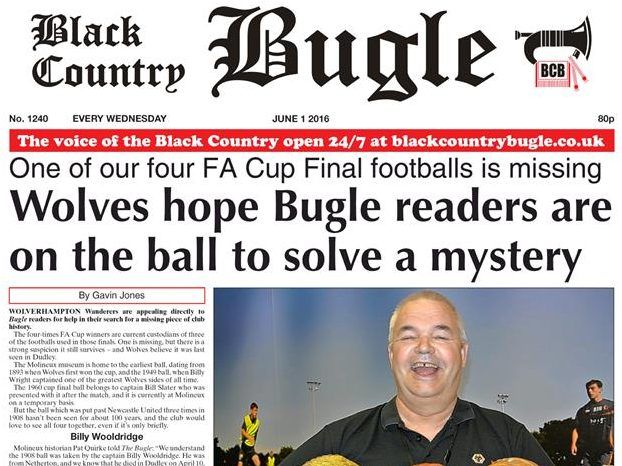 Trinity Mirror rethinks cutbacks to Black Country Bugle, keeping paper on patch