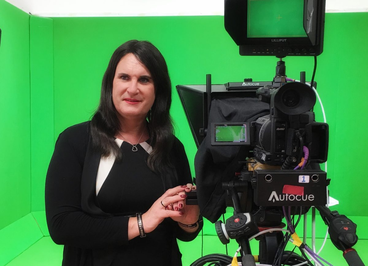 Brighton TV station claims European first with appointment of transgender news presenter