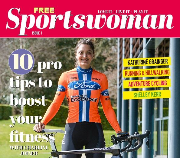Sportswoman magazine launch aims to 'redress balance' in coverage of women's sports