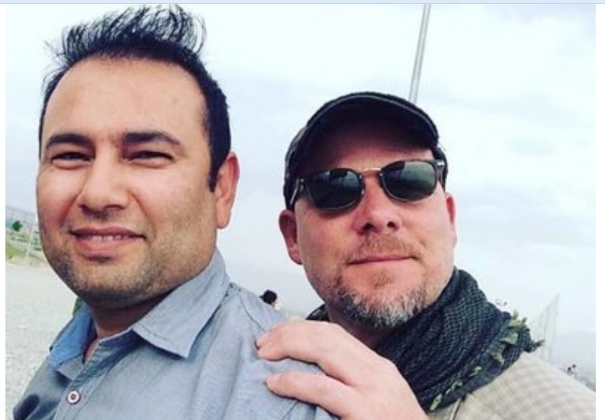 US photographer for NPR and interpreter killed by rocket attack in Afghanistan