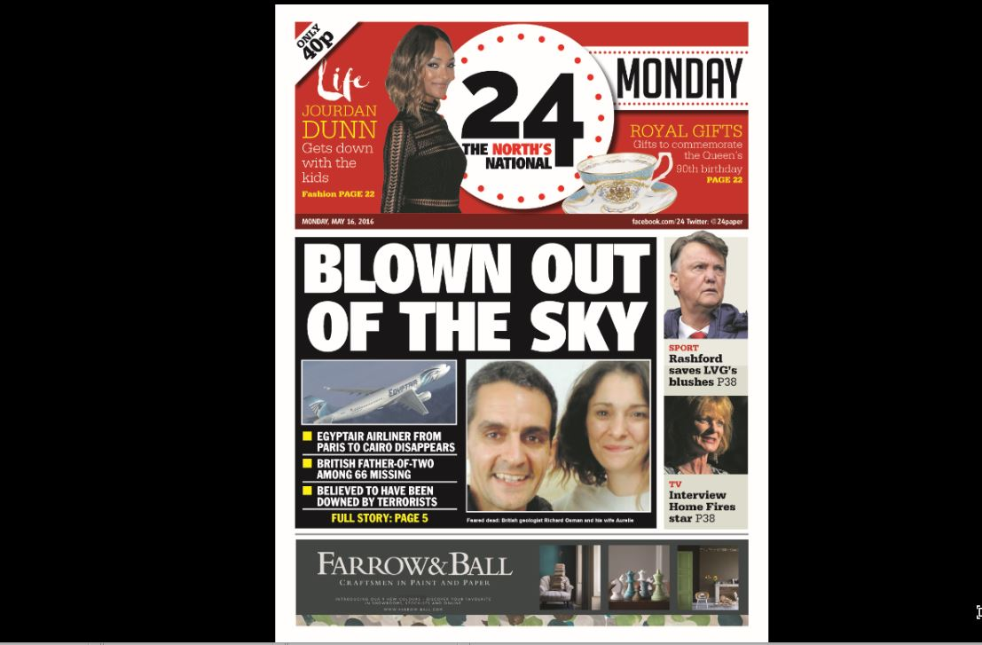 Declining national press market prompts CN Group to launch new daily newspaper for north of England