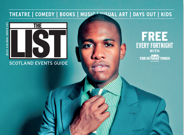 The Sunday Times Scotland launches fortnightly events guide