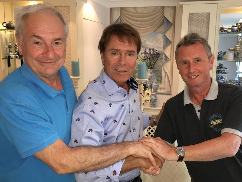 Sir Cliff Richard, Paul Gambaccini and Nigel Evans MP launch campaign to secure media anonymity for sex crime accused