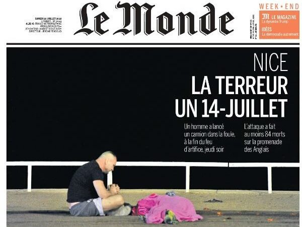 French daily Le Monde to stop publishing pictures of terrorists in order to avoid 'glorifying them in death'