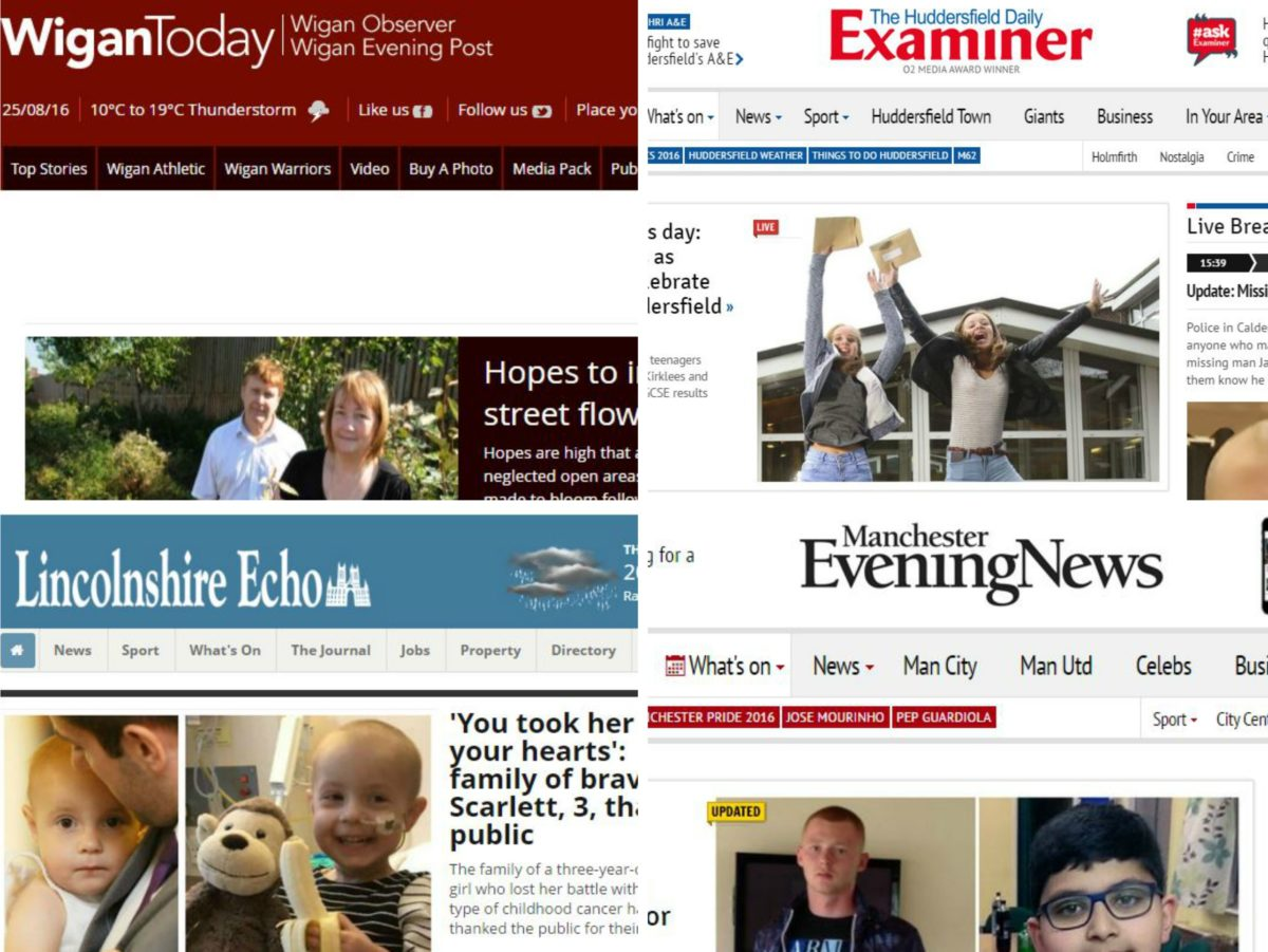 Regional website ABCs: Online growth for publishers as website figures jump year-on-year