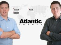 Atlantic Images founders Christopher (left) and Peter Whittle