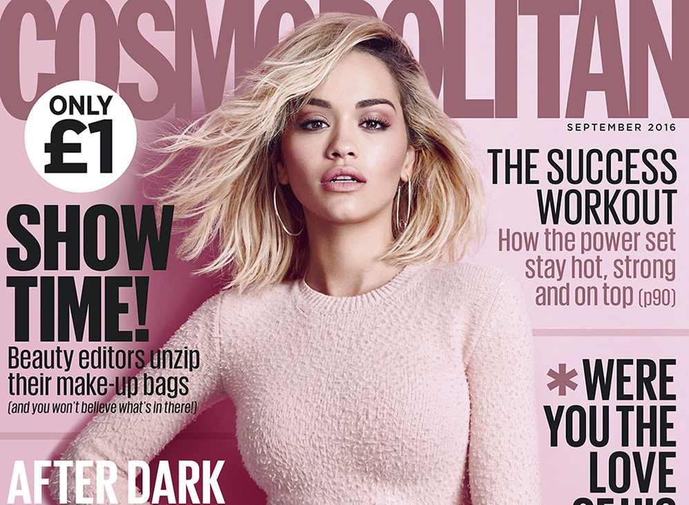 Mag ABCs: Cosmo leads women's lifestyle/fashion sector with 60 per cent circulation boost