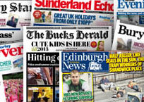 Johnston Press blames 'extremely challenging' market for 9 per cent drop in group revenues over first five months of 2018