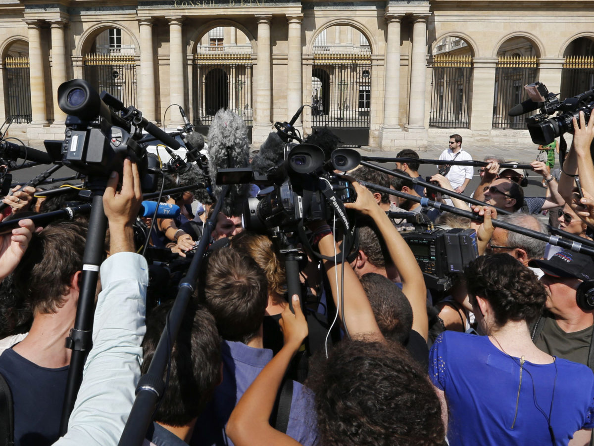 Study reveals drop in privately-educated journalists at top of media over last five years