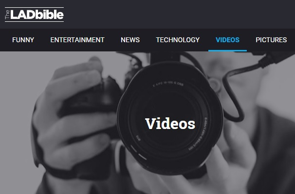 Ladbible ranks as Europe's 'most watched' for video content
