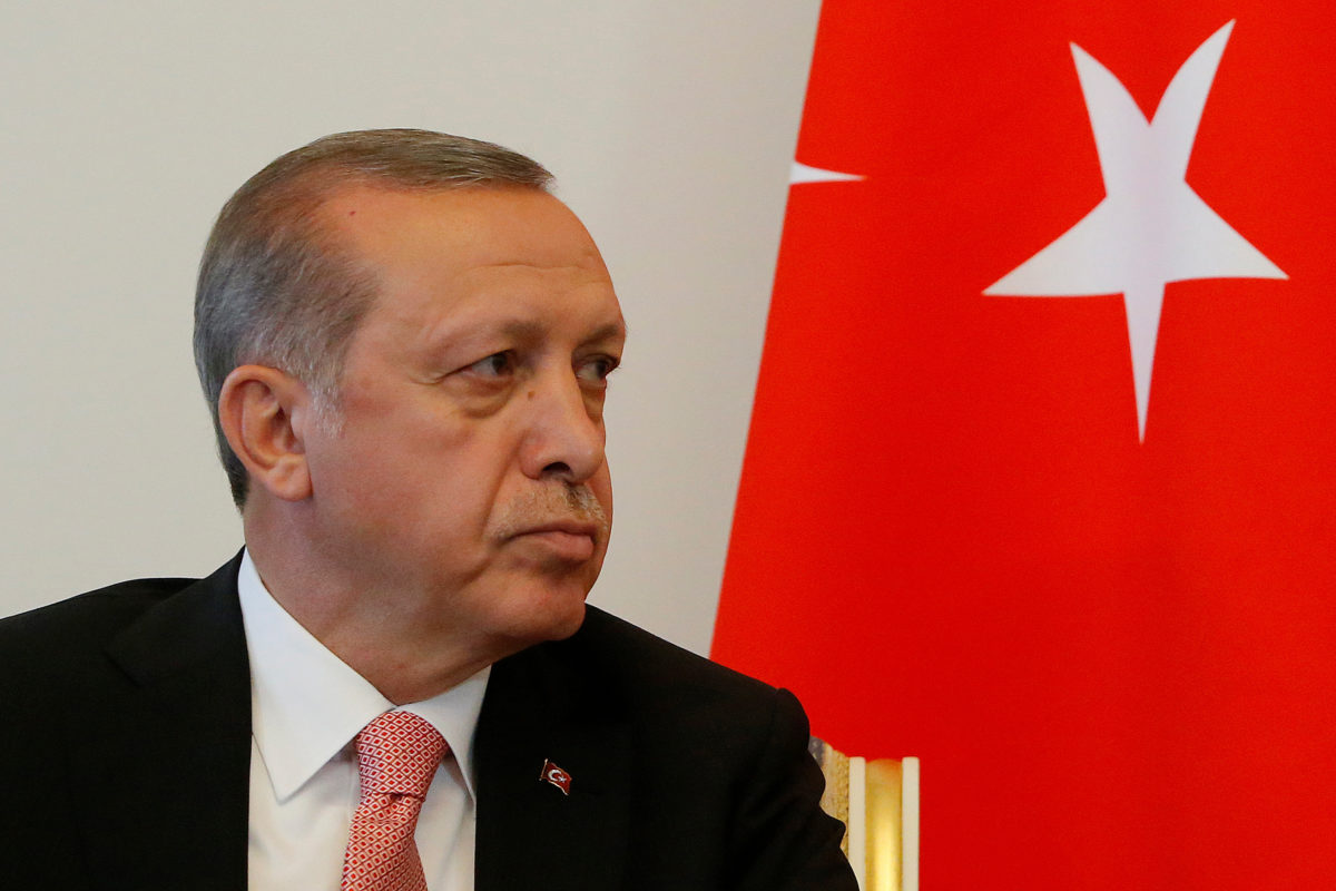 Independent pulls article criticising Erdogan over concerns for reporter's safety in Turkey