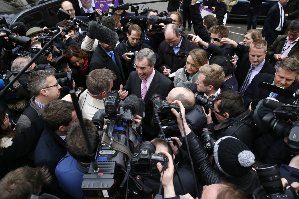 Record 84,000 journalists in the UK in 2016 according to Labour Force Survey (up 20,000 in a year)