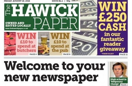 Former Johnston Press editor launches new weekly to rival ex-employer