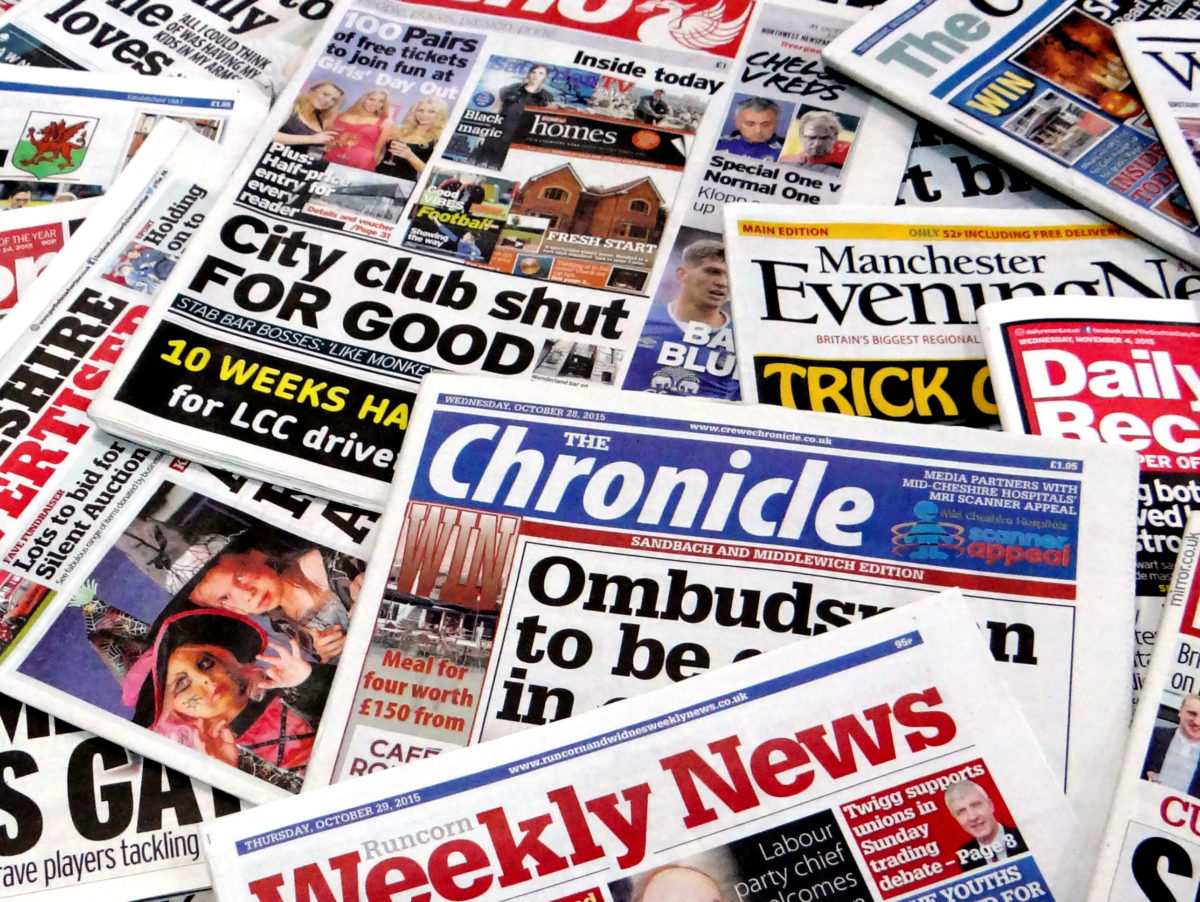 Up to 49 editorial redundancies expected as Trinity Mirror rolls out new 'Live' online publishing model