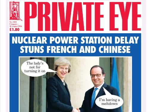 Magazine ABCs: Private Eye print sales rise to 30-year-high as Economist reports 1.5m global circulation
