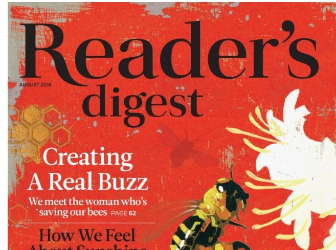 UK mag sales dropped 5.3 per cent in first half of 2016: Reader's Digest, Heat and Glamour among biggest fallers