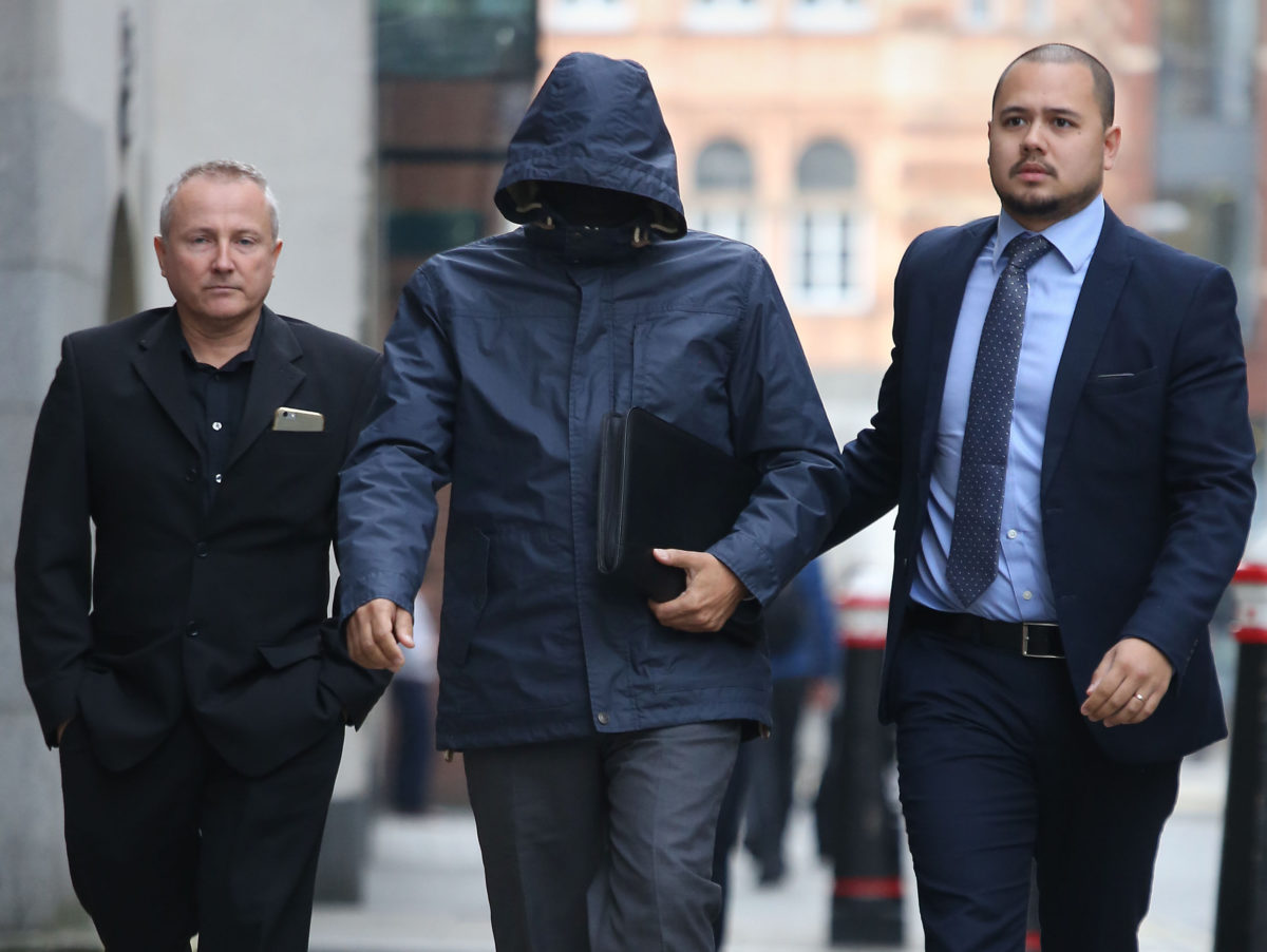 Mazher Mahmood did 'absolutely the right thing' over Tulisa drugs trial statement, court told