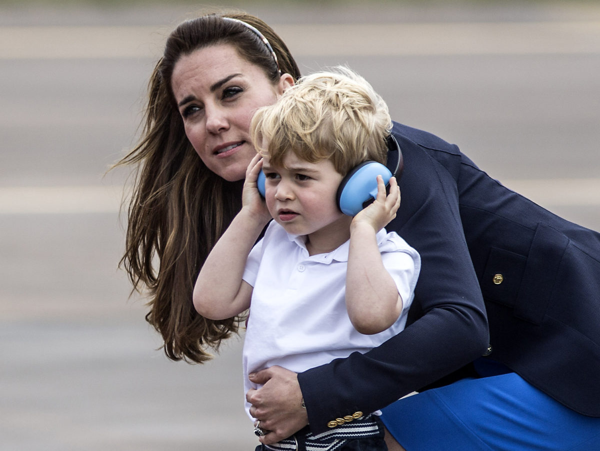 IPSO: Express and OK! breached privacy of Prince George with photos of the toddler on a police motorbike