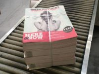 Here and Now magazine off the press