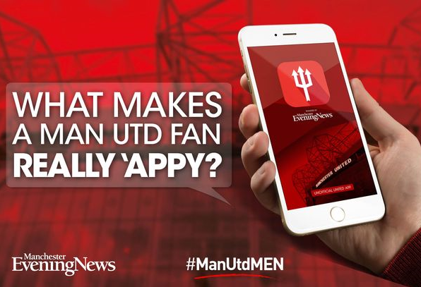 Football fans invited to help Manchester Evening News develop new sports app