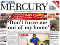 An edition of the Midweek Mercury