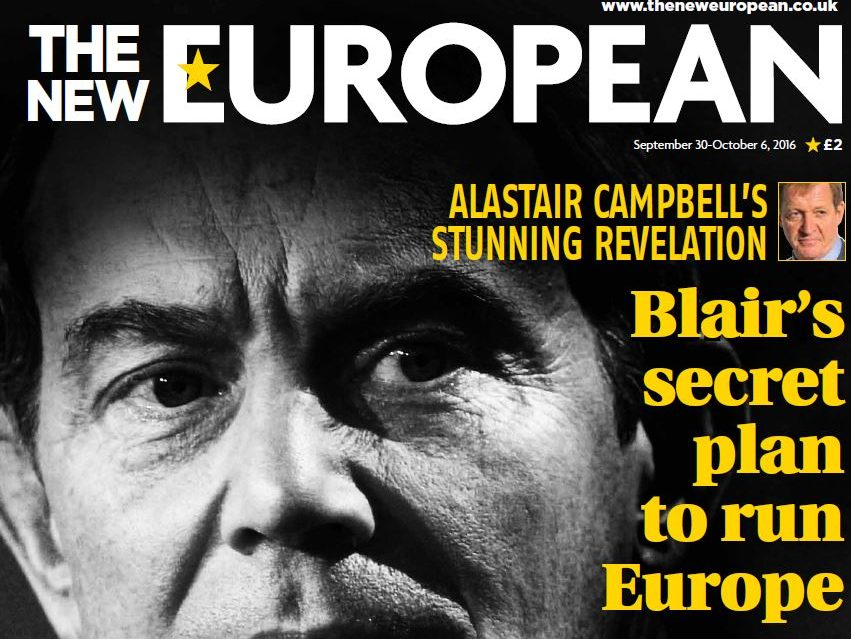 New European wins exclusive rights to Alastair Campbell's Number 10 diary extracts