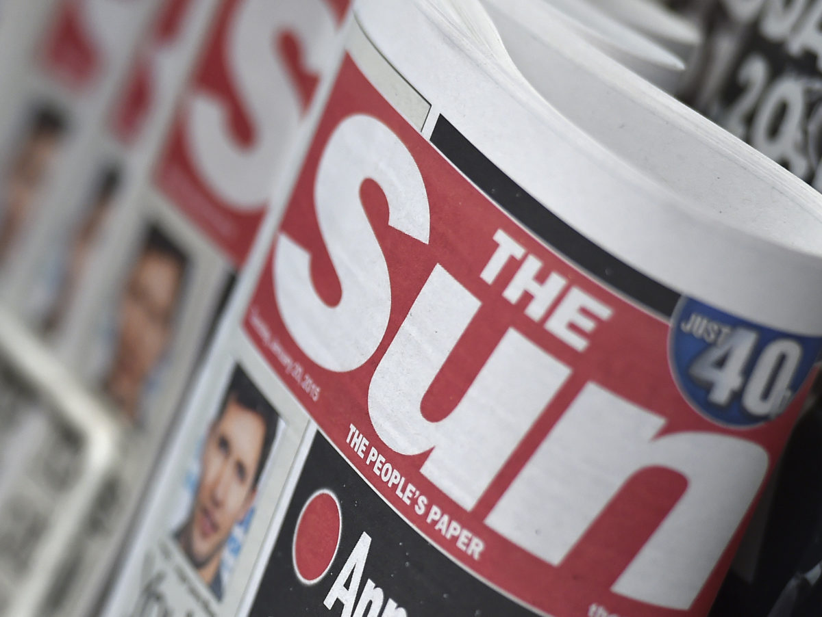 NRS: The Sun now second most read UK newspaper in print/online - Metro has most readers per month in print