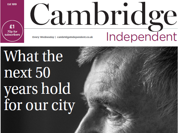 Iliffe family takes on Trinity Mirror with launch of Cambridge weekly after bid to buy back titles was blocked
