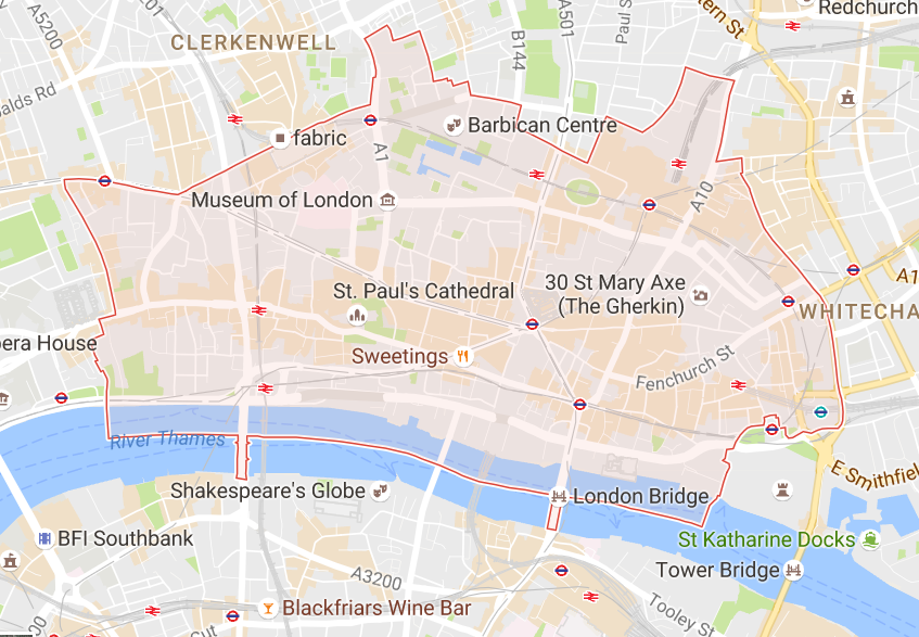New weekly newspaper for the City of London aims to fill the news gap in UK journalism's spiritual home