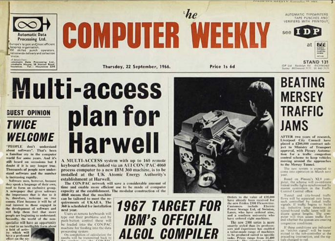 The great escape: As Computer Weekly turns 50, editor reveals how it learned to thrive in the digital age
