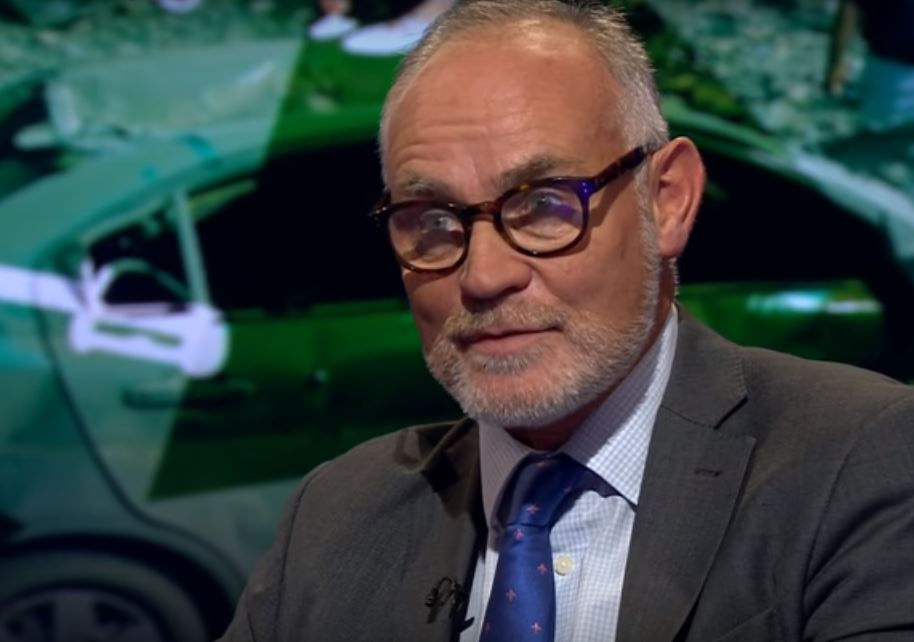 MP wants private investigators to track down source of arms report leaks to Guardian and Newsnight