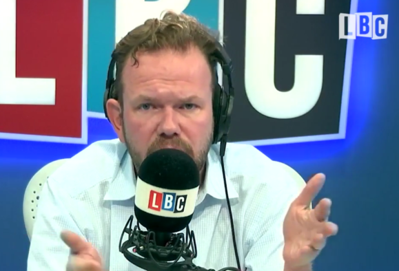 Time for journalists to change the way they talk about Corbyn says LBC and BBC Newsnight host James O'Brien