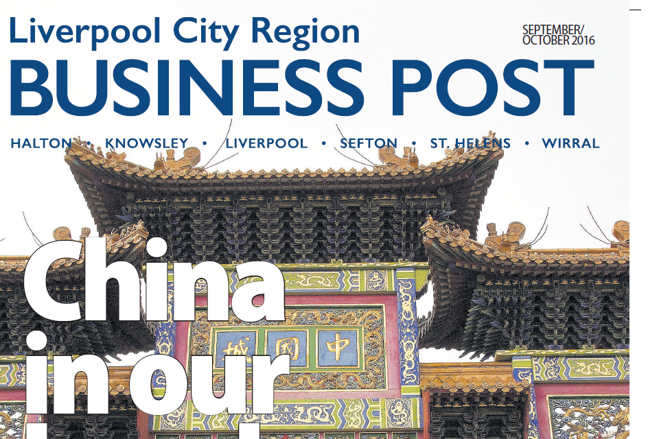 Liverpool Post launches 40-page monthly free  business newspaper