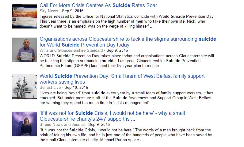 How editors can save lives by taking special care when reporting on suicide