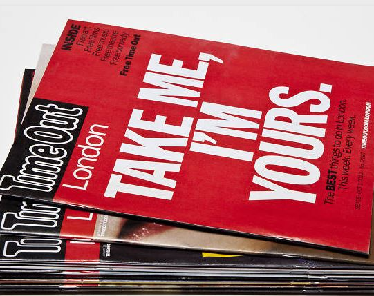 Time Out claims monthly audience of 156m and annual losses of £18m