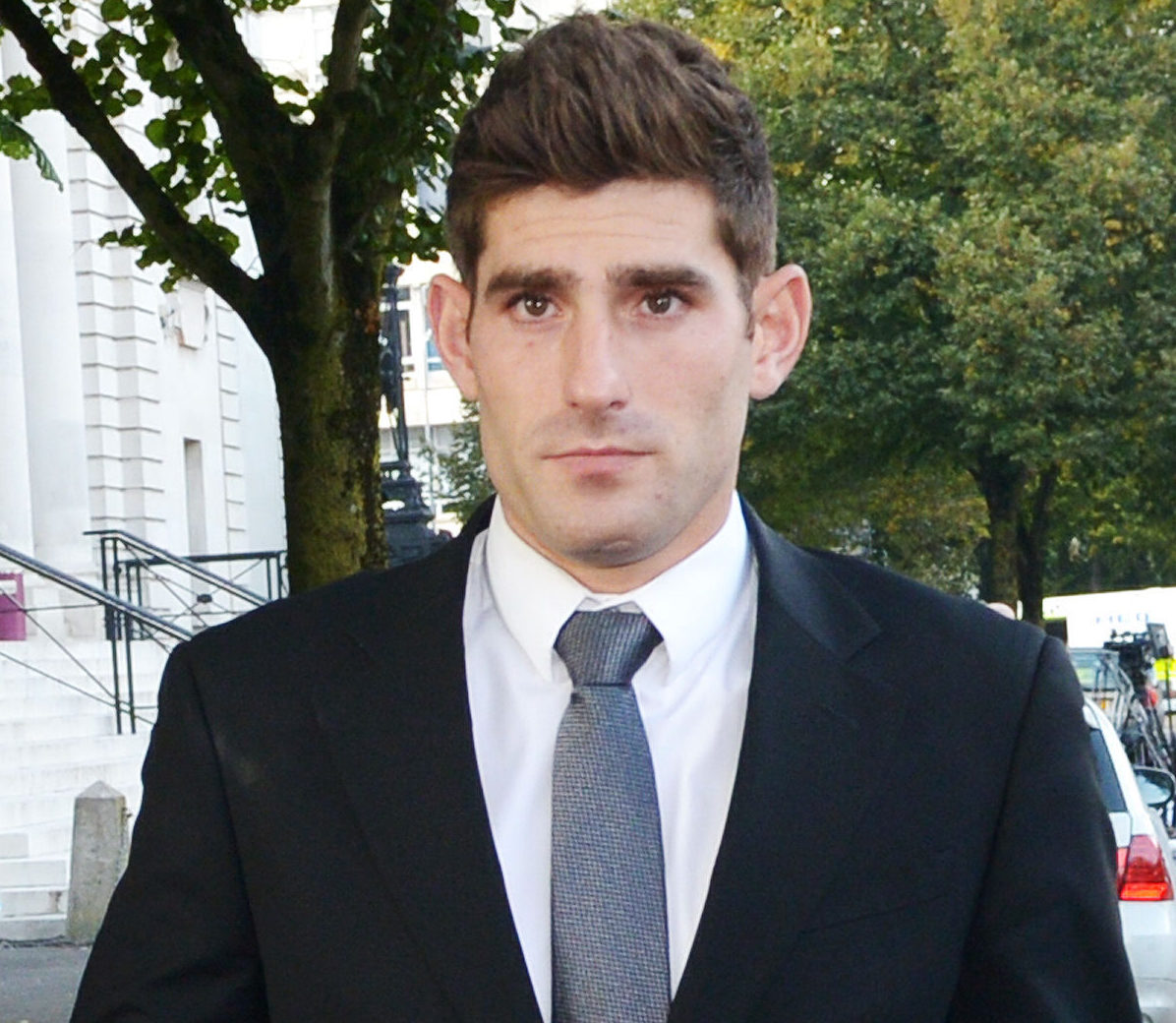 Exonerated footballer Ched Evans. Picture: Ben Birchall/PA Wire