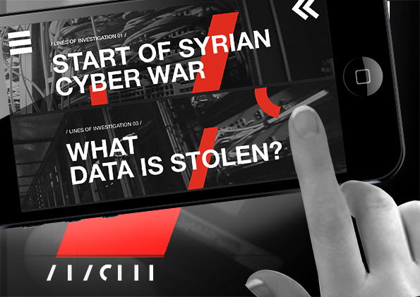 Al Jazeera English turns Syrian digital warfare investigation into a computer game