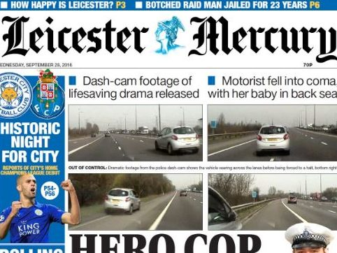 Leicester Mercury journalists found out about their office move through council interview