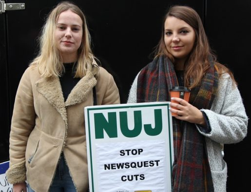 Newsquest south London strike extended as two titles left without reporters