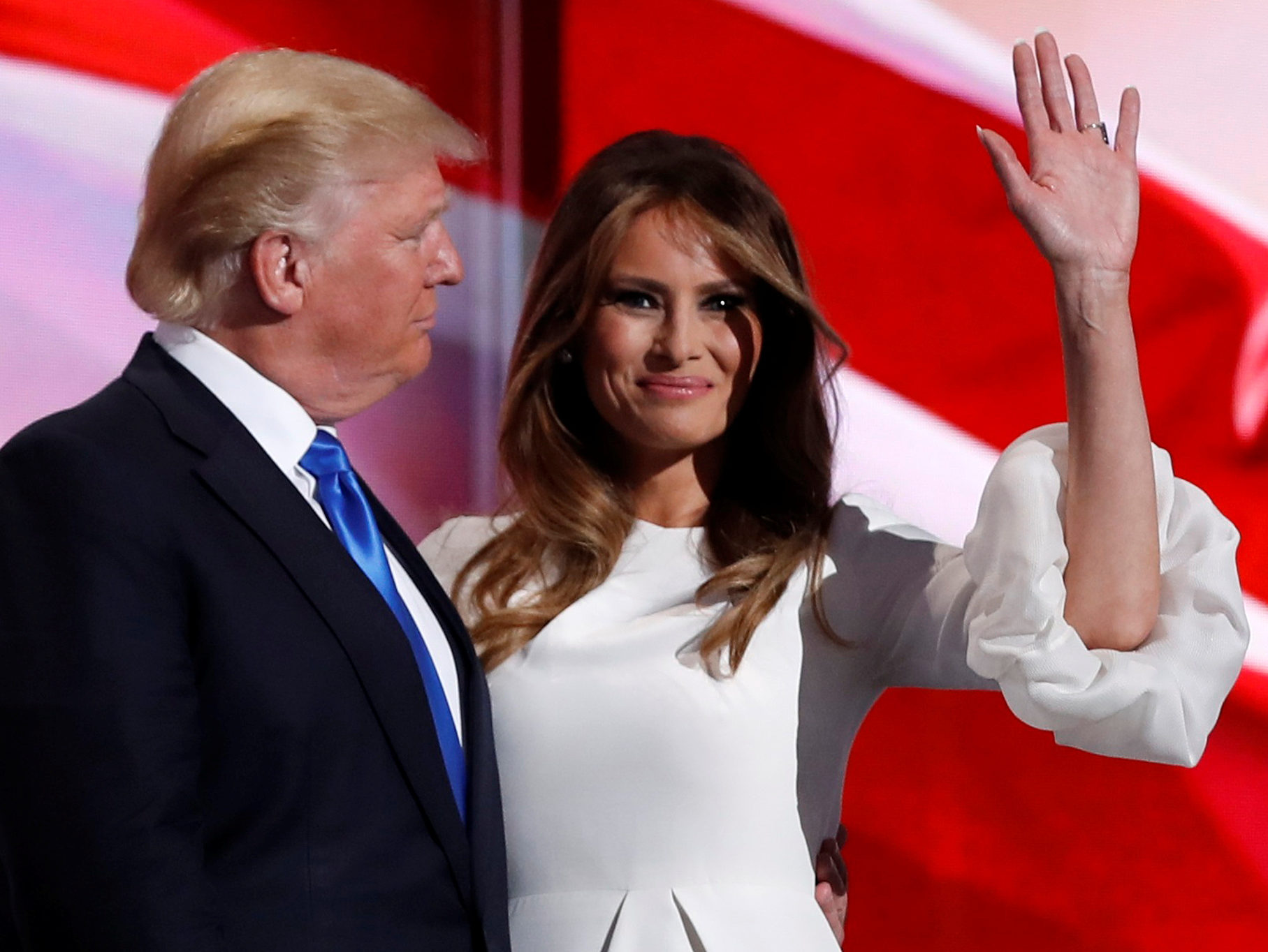 Melania Trump most-read stories