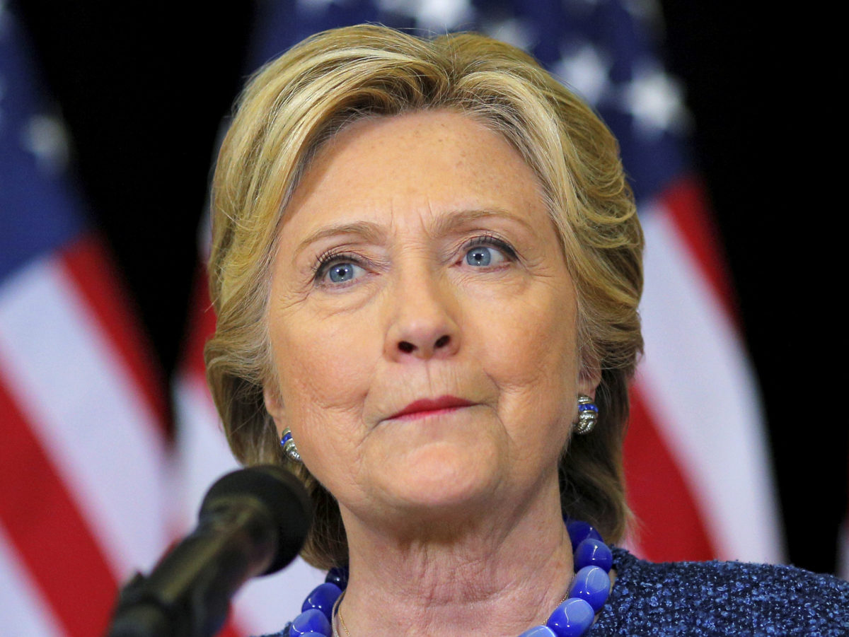Clinton email scandal back in spotlight and 'all because of a British tabloid'