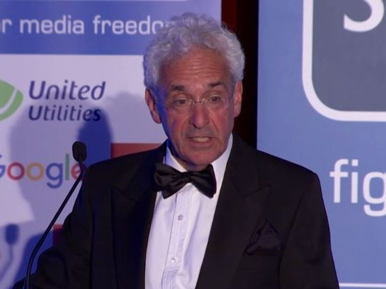 Sir Alan Moses: Free press in the UK is 'doomed' if it allows Government to 'corral' it into state-backed regulator