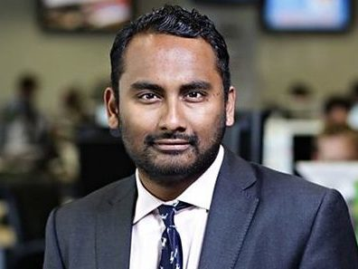 BBC media editor Amol Rajan uses speech to tell journalists to stop blaming 'everyone but themselves' over challenges facing industry