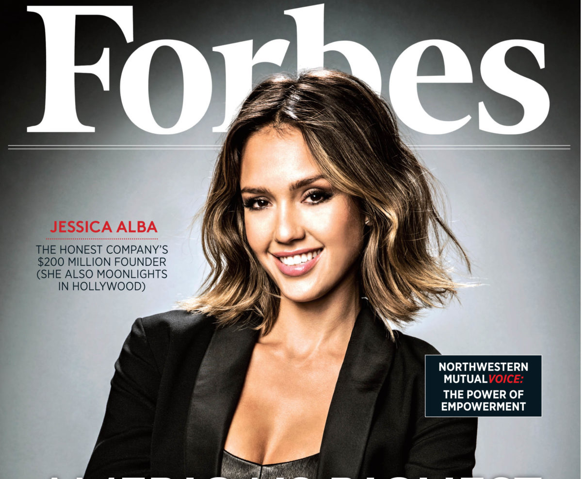 Forbes aims to bring journalists and advertisers together on the page through new 'co-storytelling'