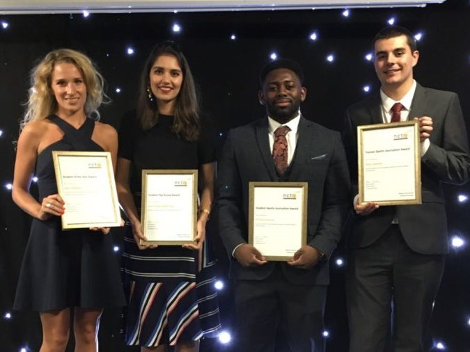 News Associates named best journalism course as young reporters honoured at NCTJ excellence awards