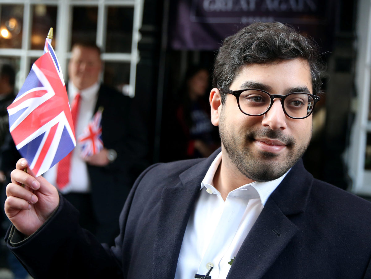 Breitbart editor says 'harassment' by Times journalists behind his UKIP leadership race dropout