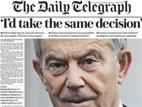 Telegraph wins FoI battle over advice to Tony Blair
