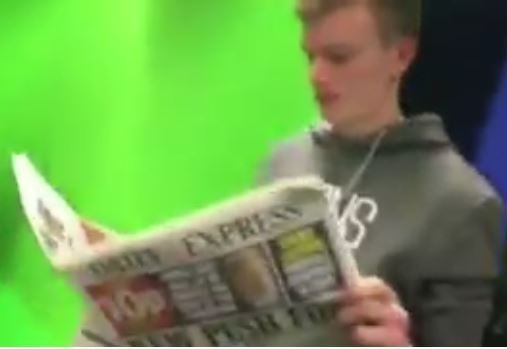 City University journalism students stage 'mannequin challenge' protest over Students' Union newspapers ban