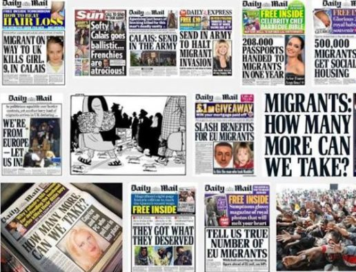Study: Readers of The Sun, Express, and Daily Mail strongly favoured Brexit in EU referendum