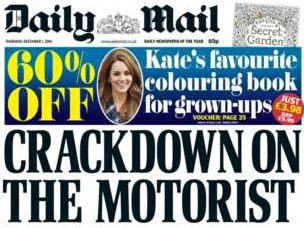 Mail Online boosts annual revenue to £93m amid £10m drop in operating profit for Mail titles